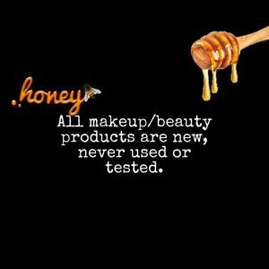 New makeup/beauty items only